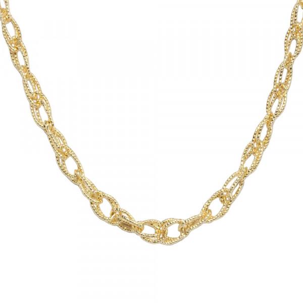 Damen Armband Armkette echt Gold 585 (14 kt) 19 cm lang