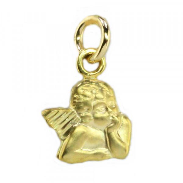 Anhänger Kettenanhänger Engel echt Gold 333 (8 kt)