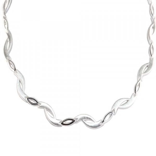 Damen Armband Armkette echt Silber 925 Sterlingsilber Länge 19 cm