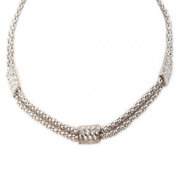 Damen Armband Armkette echt Silber 925 Länge 20,5 cm bis 17,5 cm verstellbar